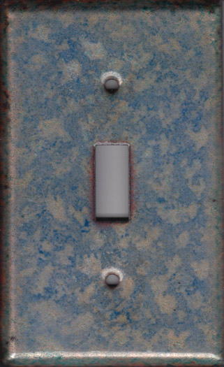 Enamel Decorative Switch Plate Covers Styles